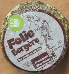 Folie bergère aux herbes de Provence